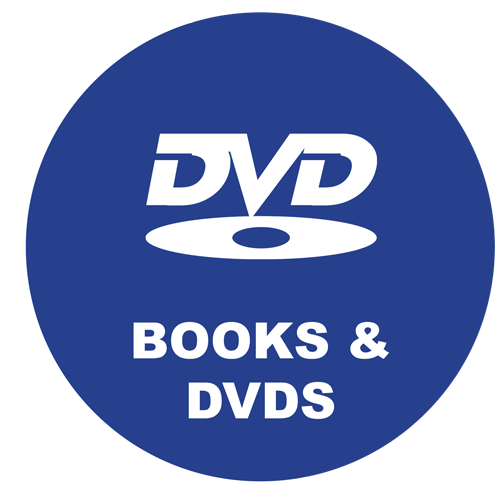 ICON - Blue - DVDs & Books